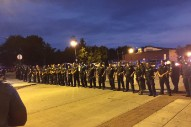 Vigil For Slain Rapper Leads To Standoff With Baltimore Police