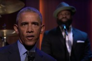 Watch President Obama Slow Jam The News With The Roots, Madonna Sing &#8220;Borderline&#8221; On <em>The Tonight Show</em>