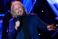 The Bee Gees' Barry Gibb Announces Second Solo Album To Not Be Shelved