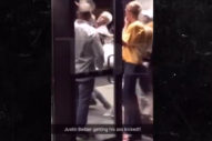 Watch Justin Bieber Get Into A Fistfight In Cleveland