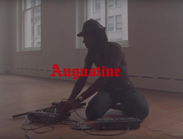 Blood Orange - Augustine video