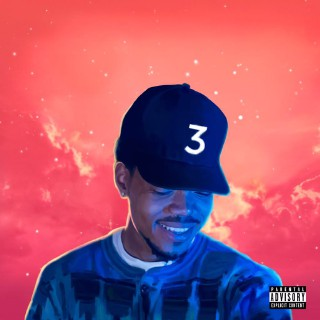 Chance the Rapper — Coloring Book