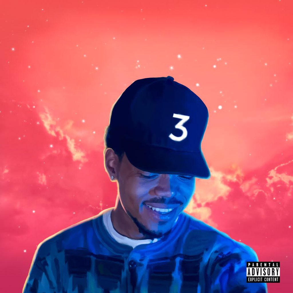 Chance the Rapper —Coloring Book