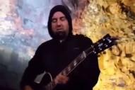 Watch Deftones' Chino Moreno Perform Inside A Volcano