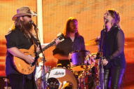 "Watch Chris Stapleton Sing ""Parachute"" At The CMT Awards"