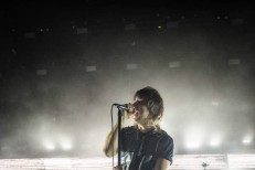 Watch The Strokes Play <em>Future Present Past</em> And Rarities At Gov Ball Warmup
