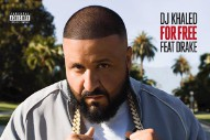 "DJ Khaled – ""For Free"" (Feat. Drake)"