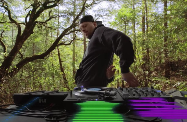 DJ Shadow - The Sideshow video