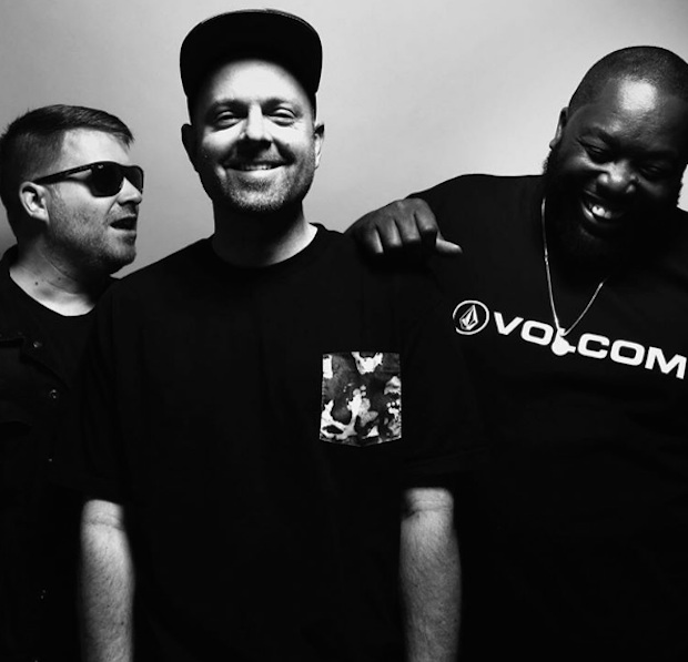 "Watch Run The Jewels & DJ Shadow Do ""Nobody Speak"" On The Tonight ..."