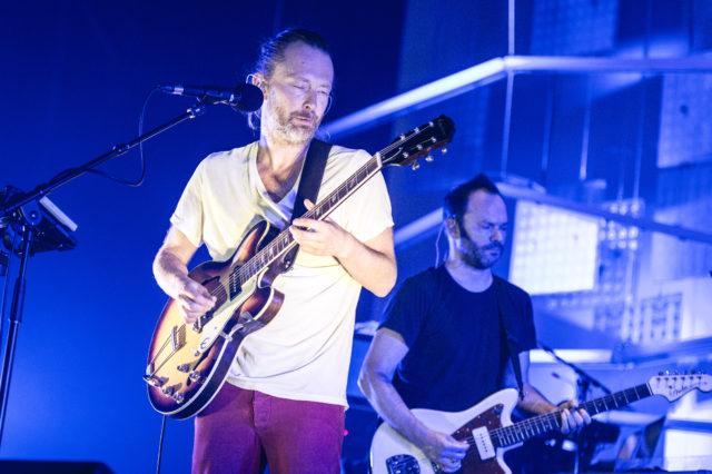 Thom Yorke & Nigel Godrich