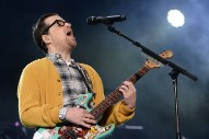 "Watch Weezer Perform ""Jacked Up"" For The First Time"