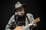 "Neil Young: ""Fuck You, Donald Trump"""