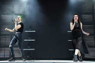 "Watch Chvrches Perform ""Bury It"" With Paramore's Hayley Williams At Bonnaroo"