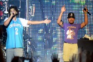 Chance The Rapper Joined Both J. Cole & Bryson Tiller At Bonnaroo
