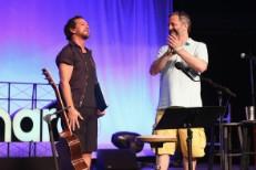Eddie Vedder & Judd Apatow