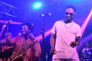 Kamasi Washington, Miguel, Third Eye Blind's Stephan Jenkins, & More Play Bonnaroo SuperJam