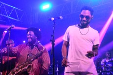 Kamasi Washington & Miguel