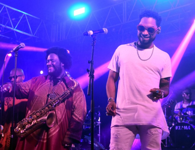 Kamasi Washington & Miguel