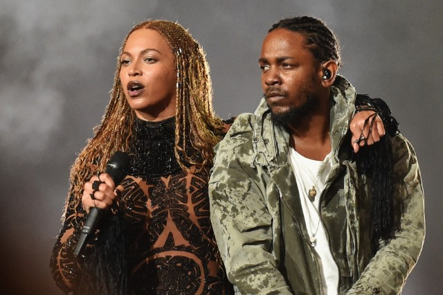Beyoncé & Kendrick Lamar