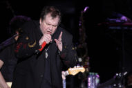 Meat Loaf Hospitalized After Collapsing On Stage In Edmonton