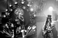 In Rare Interview Axl Rose Says He May Record With Slash & Duff, Angus Young