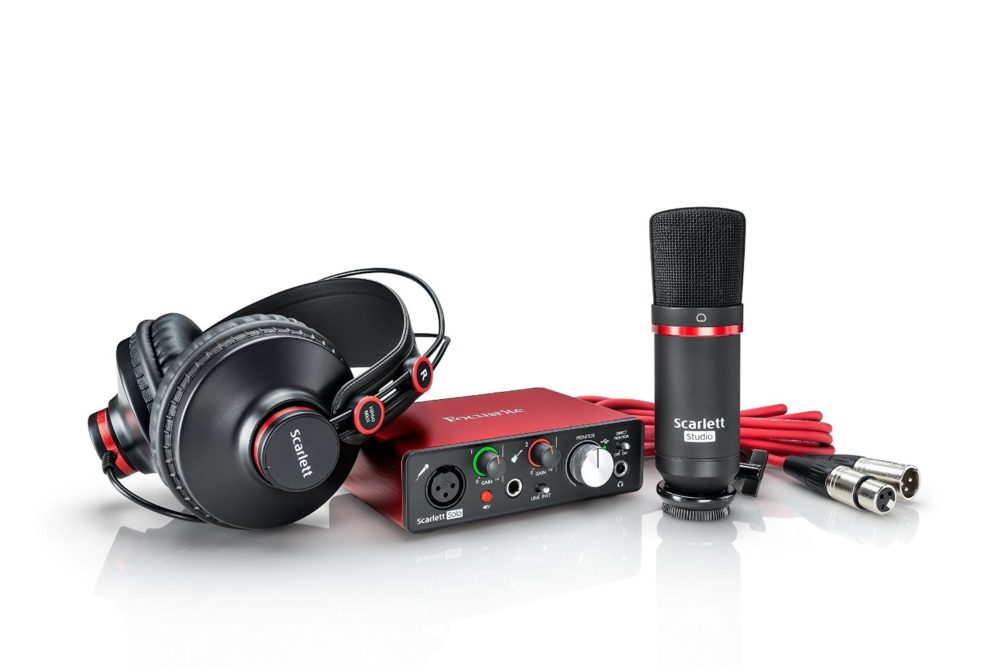 Superb Daily Deal Set Up Your Own Home Recording Studio For Only 200 Largest Home Design Picture Inspirations Pitcheantrous