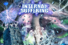 Internal Suffering - Cyclonic Void Of Power
