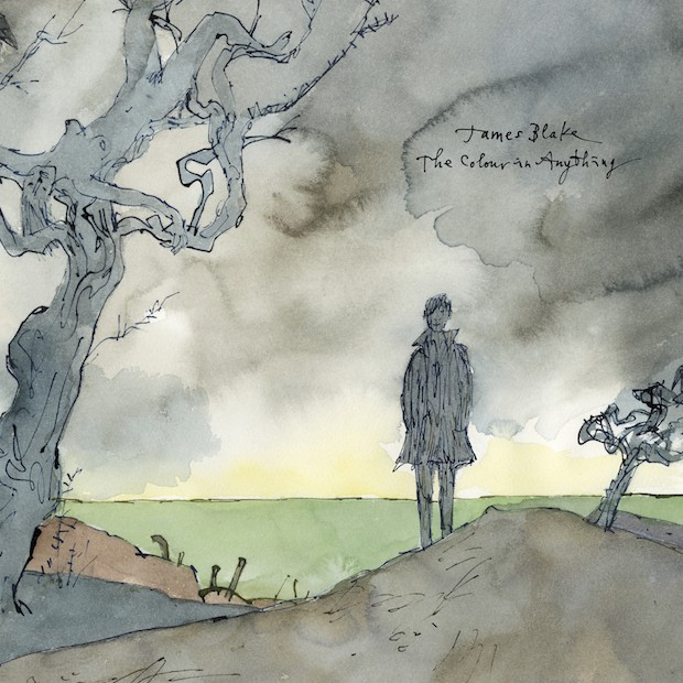 James Blake —The Colour in Anything