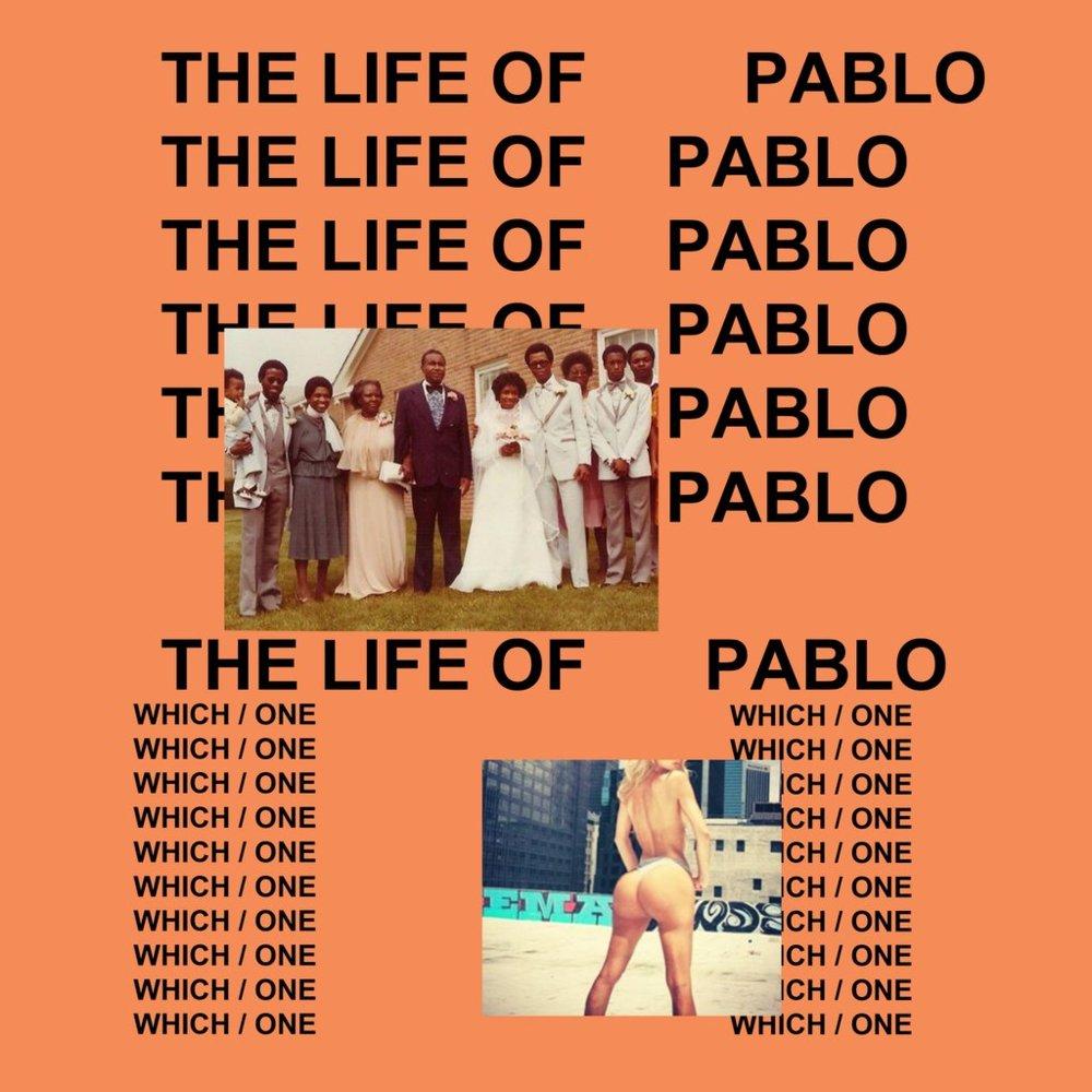 Kanye West —The Life of Pablo