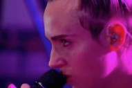 "Watch MØ Play New Song ""Goodbye"" At Glastonbury"