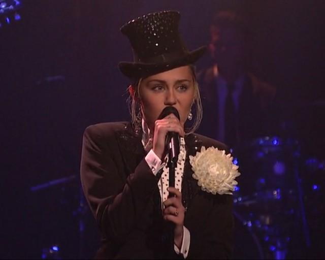 Miley Cyrus on Maya and Martin