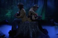 Watch Two Neil Youngs On A Tree Stump On <em>Fallon</em>