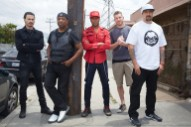 Watch Supergroup Prophets Of Rage Play Their First Show In LA