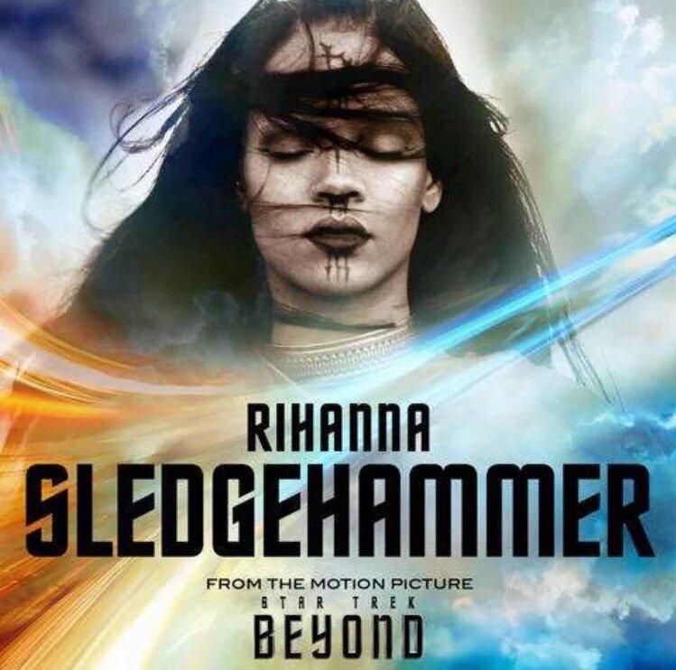 Rihanna - Sledgehammer (2016)
