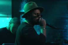 Schoolboy Q on Colbert
