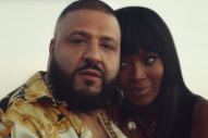 Watch DJ Khaled's Apple Music Ads With Ray Liotta & Naomi Campbell