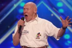 Enjoy This 82-Year-Old Man Singing Drowning Pool On <em>America's Got Talent</em>