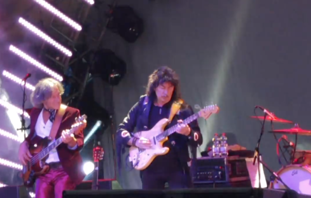 Ritchie Blackmore's Rainbow Play First Show In 19 Years