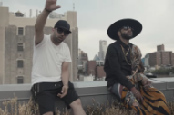 "Sonnyjim – ""Al Jazeera"" (Feat. Heems) Video"