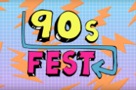 '90s Fest Returns With Pauly Shore And Smash Mouth Again