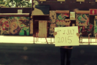 "Cymbals Eat Guitars – ""4th Of July, Philadelphia (SANDY)"" Video"