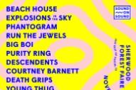 New Austin Festival Sound On Sound Announces Inaugural Lineup