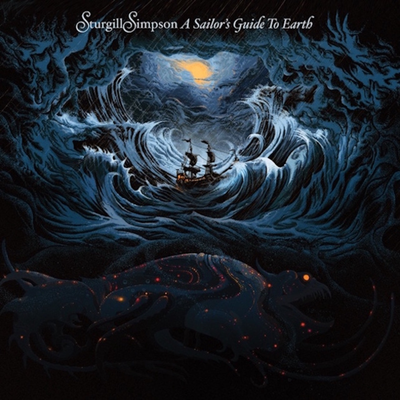 Sturgill Simpson —A Sailor's Guide To Earth