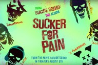 "Lil Wayne, Wiz Khalifa, Logic, Ty Dolla $ign, Imagine Dragons, & X Ambassadors – ""Sucker For Pain"""