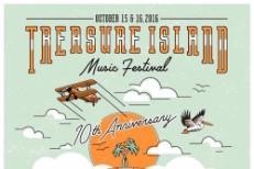 Treasure Island 2016 Lineup