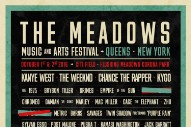 The Meadows Festival Brings Kanye, Chance, Grimes To Queens This Fall