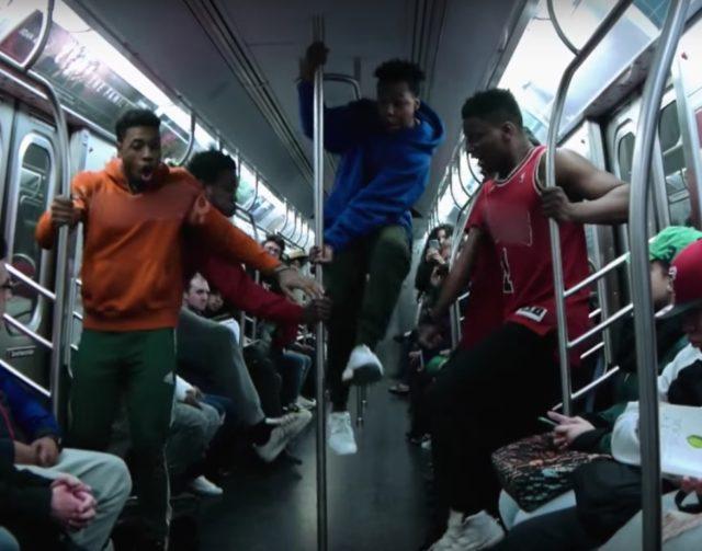 The So So Glos - Dancing Industry video