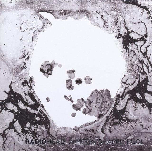 A Moon Shaped Pool Radiohead Album Cover