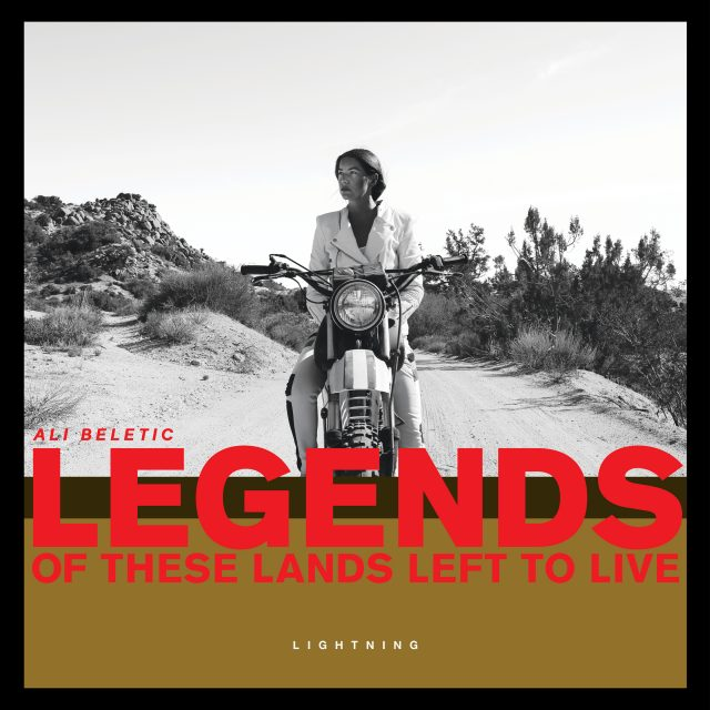 Ali Beletic - Legends Of These Lands Left To Live Cover