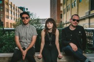 "Chvrches Break Down ""Clearest Blue"" On Song Exploder Podcast"